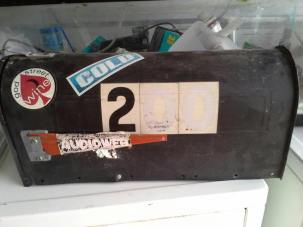 200.Mailbox