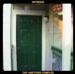 Cover of the Haywood EP The Hartford Complex